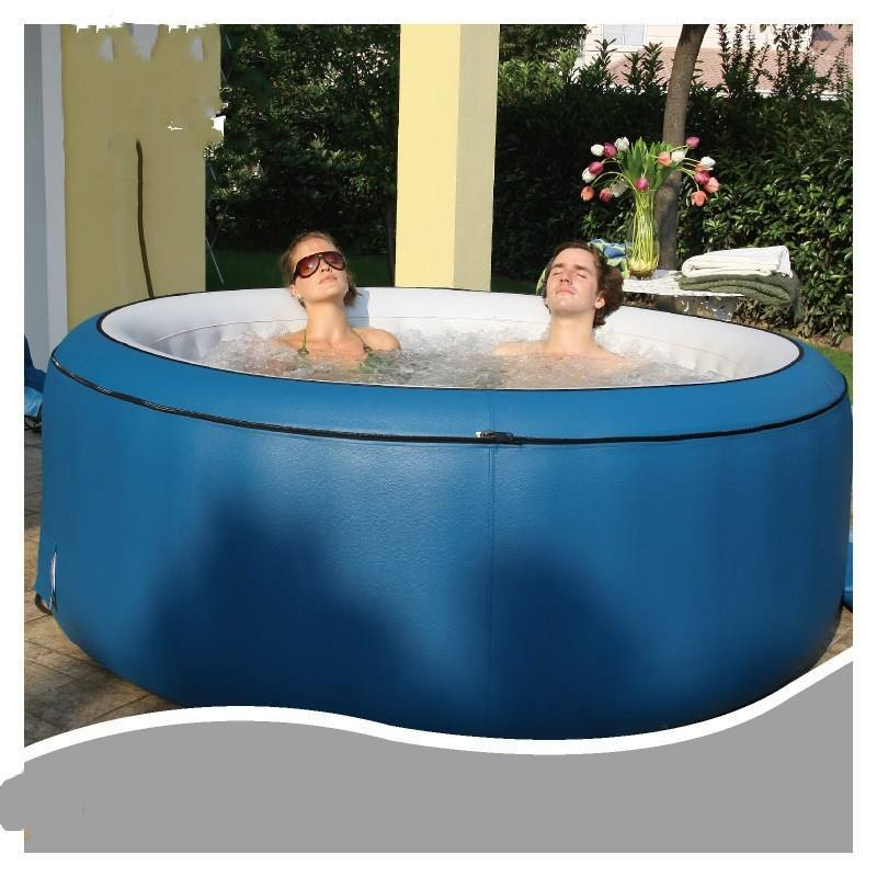 High Quality Wholesale Large Hot Tub Inflatable Jacuzzi Outdoor Inflatable Swimming Lay Z Spa Pool Inflables Gonflable