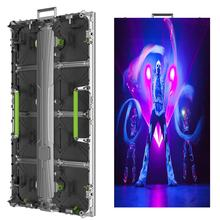 slim HD SMD RGB movable hanging truss rental indoor led screen display video wall panel for stage background