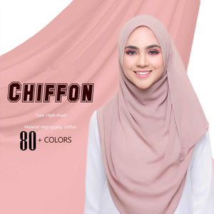 2020 spring arab new styles great price wholesale chiffon women scarf hijabs
