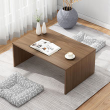 Free sample Cheap Modern wooden MDF panel coffee table end table side table