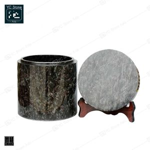 Factory Outlet Cheap Marble Finish Cremation Urns Classic Cremation Urn for Human Ashes Marble And Granite Urn