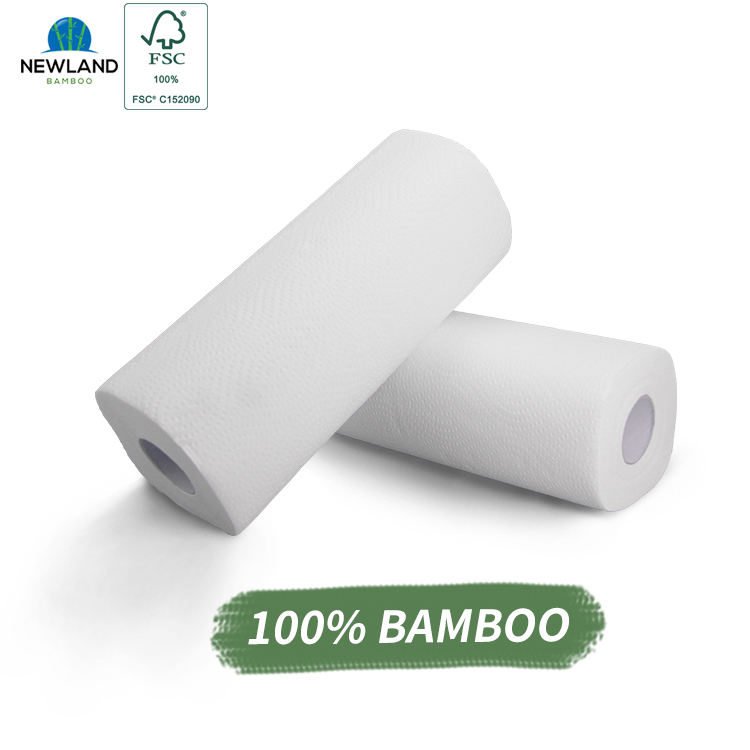 FSC 2 ply Bamboo Kitchen Paper Towels