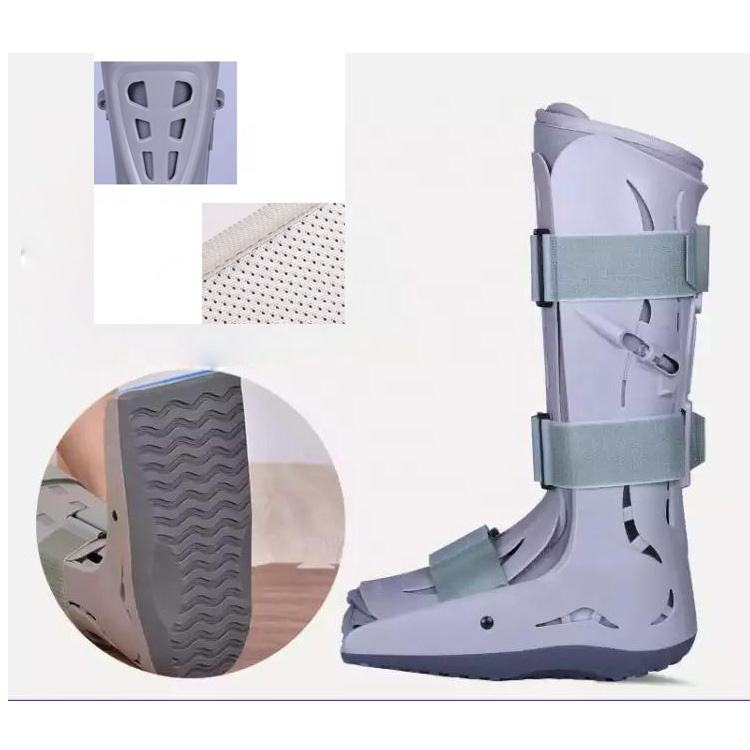 Health Care Device Walking Boot Help Broken Ankle, Protection Orthopedic Walker boot