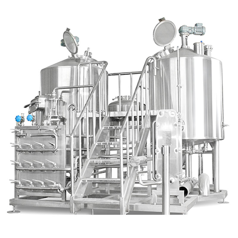Home Brewing Equipment 50L 100L 150L 200L 300L 500L Stainless Steel 304 Storage Tank System Beer Brewery Equipment
