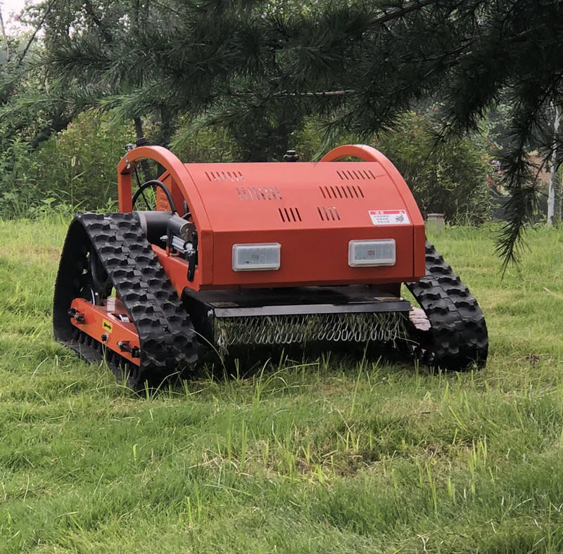 gasoline remote control lawn mower and Robot Lawn Mower for agriculture