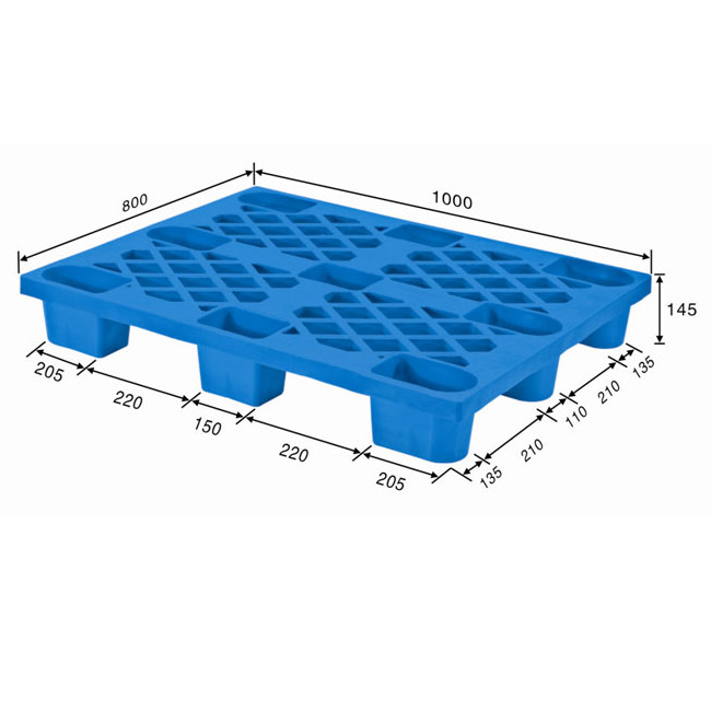 100% Good Quality Cheap OEM Plastic Pallet Manufacturers