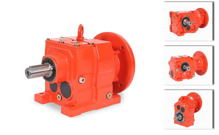R Series Engine Gearbox Speed Reducer