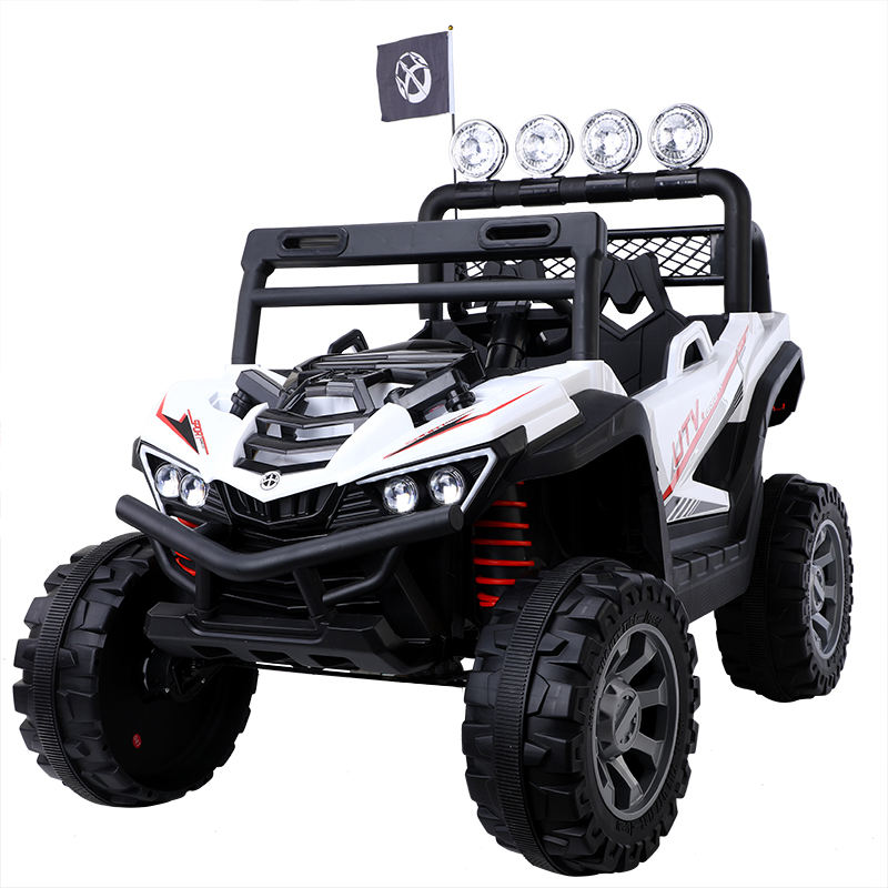Wholesale Remote 12v 2 Seater PP Material Utv Mx 2.4g Big Kids Electric Baby Ride On Car Toy für <span class=keywords><strong>7</strong></span> Years