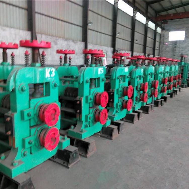 Small capacity and low cost steel rolling mill machinery for thread rebar 8-32mm
