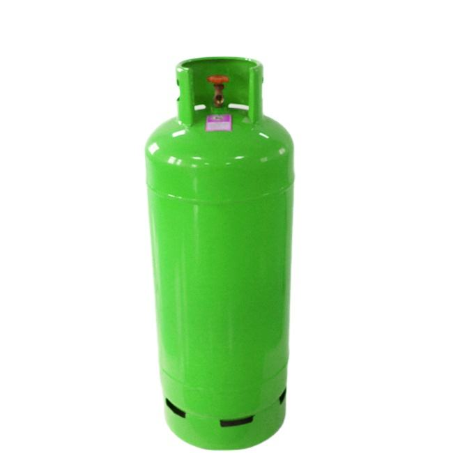 Customized 45kg LPG Gas Bottles Empty Composite Hydrogen Lpg Gas Cylinder In Kenya