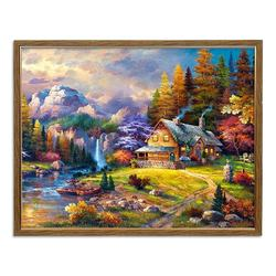 Newest Design for Children's Diamond Painting Colorful Crystal Diamond Painting 20x30cm Kids Play