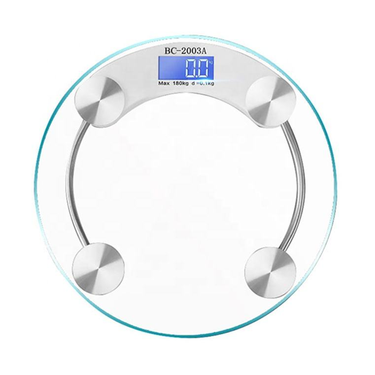 Classic Digital Bathroom Body Scale 180kg