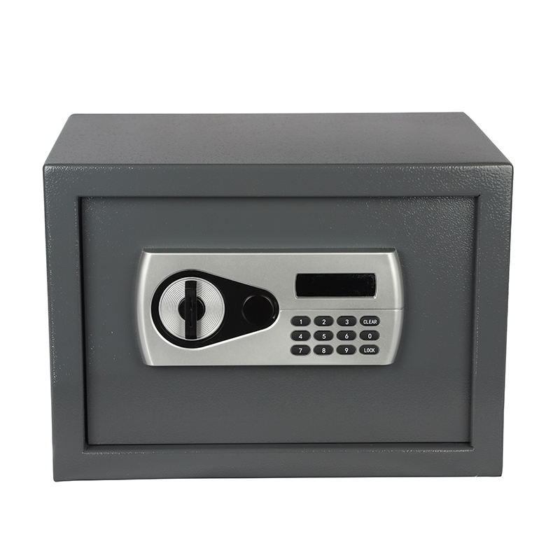 digital lock safe mini safe box with LCD screen safety box