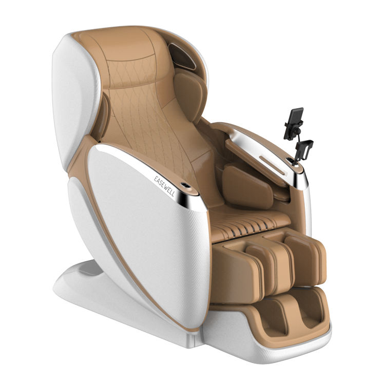 EASEWELL Thai full stretch massage chair 3D zero gravity multi-functional electric massage with foot calf massager