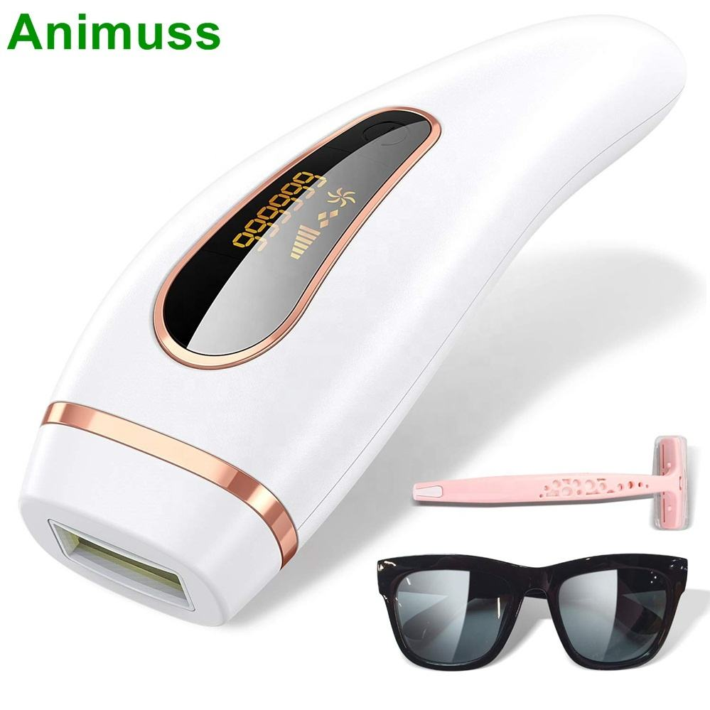 999999 Underarms Bikini Legs Facial Whole Body Flashes Painless IPL Permanent Hair Removal Remover