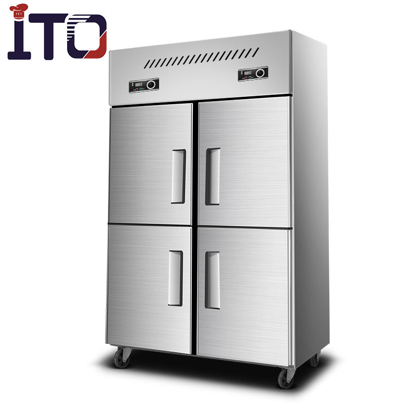 Heavy Duty Upright Industrial Refrigerator and Freezer with Factory Price R27