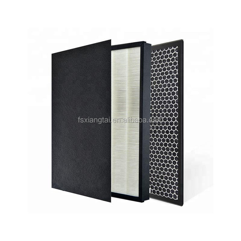 OEM Replaceable Panel Hepa Air Filter H10 H11 H12 H13 H14 H15 For All Brands Air Purifier machine air purifier parts