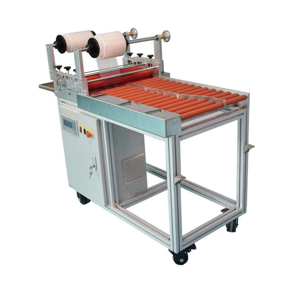 Ma Yue MY-FMD400 automatic equipment glass laminating machine automatic positioning cutting laminating machine