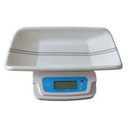 Baby scale weight