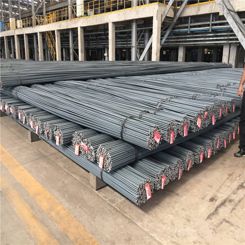HRB400 HRB500 6mm 8mm 12mm Deformed Steel Rebar in Coil