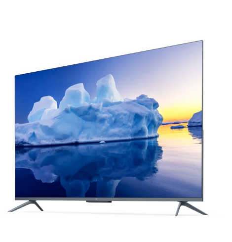 Original Xiaomi Full Display TV 5 55 inch 4K DHR 3840*2160 Metal Body Ultra-thin DTS Audio Child mode 4K TV