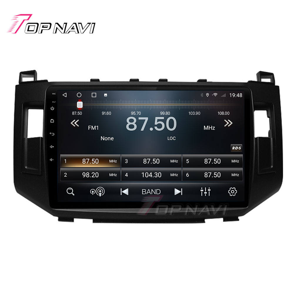 TOPNAVI 2+32G Android Multimedia Car Radio Stereo GPS Navigation for Baic Changhe M50S 2020