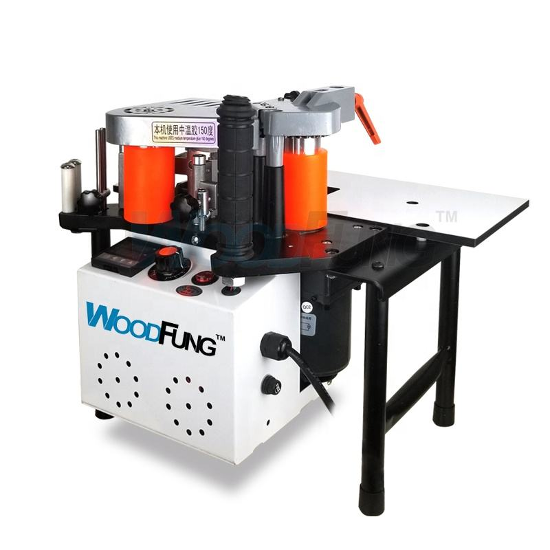 double spread glue WF102B edge banding machine