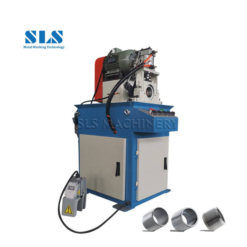 Pneumatic Type Metal Steel Solid Rod Bar Round Pipe Edge Beveling and Deburring Machine Automatic Angle Tube Chamfering Machine