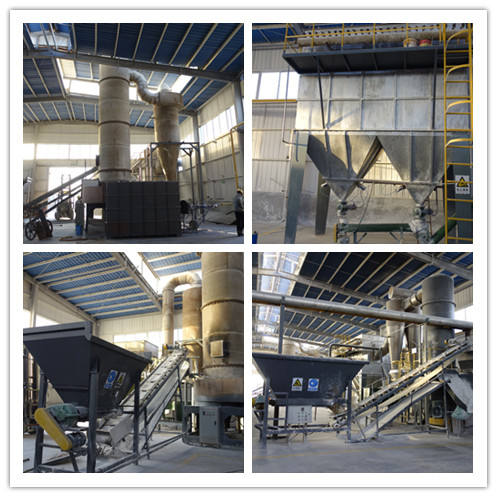 Yixin sodium percarbonate company for making man-made cryolite-13