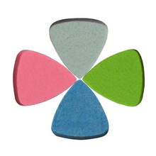 Electric Guitar Pick Acoustic Music Picks Ukulele Plectrum 0.58/0.71/0.81/0.96/1.20/1.50 mm Thickness Guitar Accessories