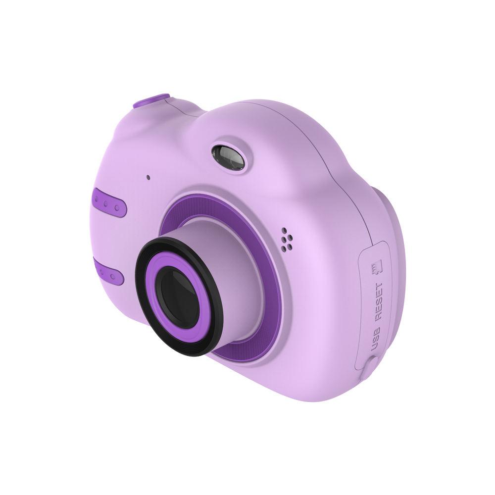 Cámara doble niños Digital cámara de nuevo Mini divertido simulación pequeña cámara