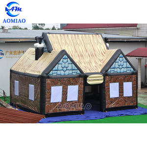 Customized inflatable pub house PVC inflatable pub tent