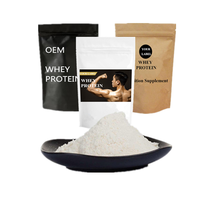 Whey Protein Isolate Powder with Private Label