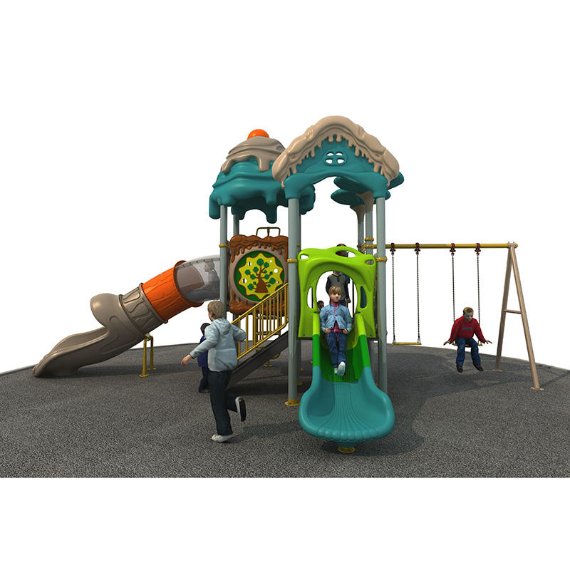 Used Outdoor Commercial Playground Equipment For Sale