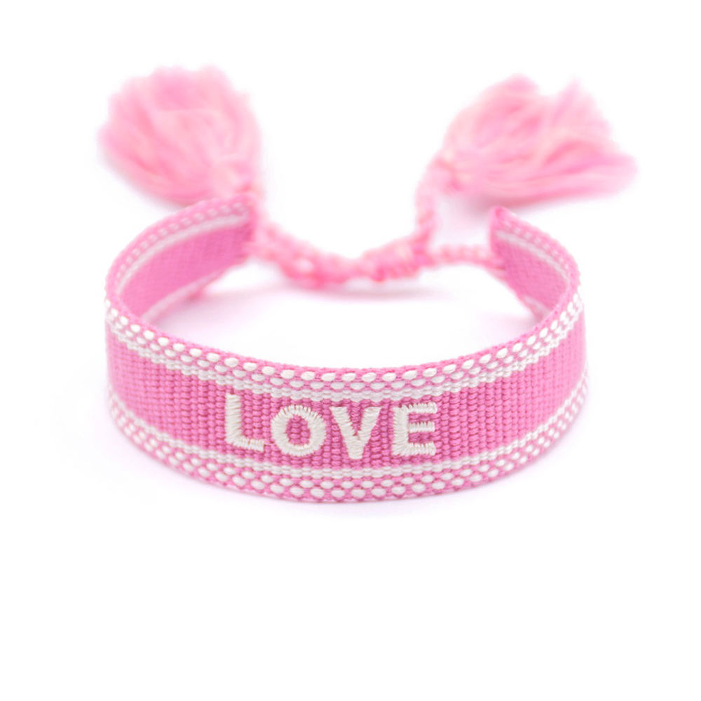 Woven for Women Bangles, String Custom Cotton Friendship Christian Bracelet/