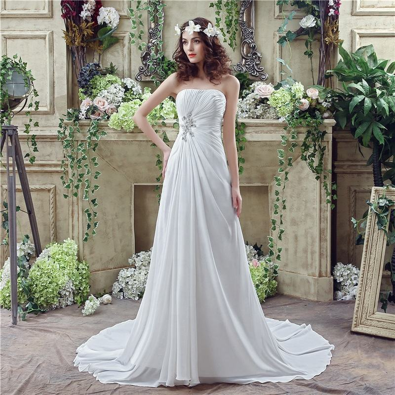 Cheap Wedding Dress Bridal Gowns Sweetheart Wholesale Fashion Sexy Sleeveless Bridal Wedding Gown 2020