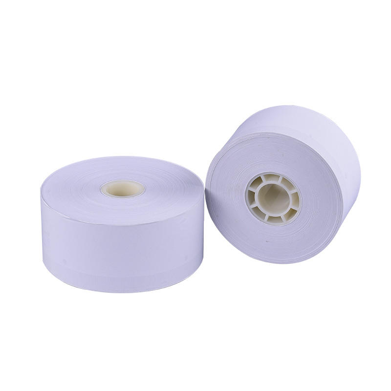 Good quality custom accepted paper label rolls craft continuous carbon roll