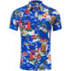 China Factory Sale Summer Short Sleeve 2xl Shirt 3d Printed All Over Print Beach Hawaiian Shirts