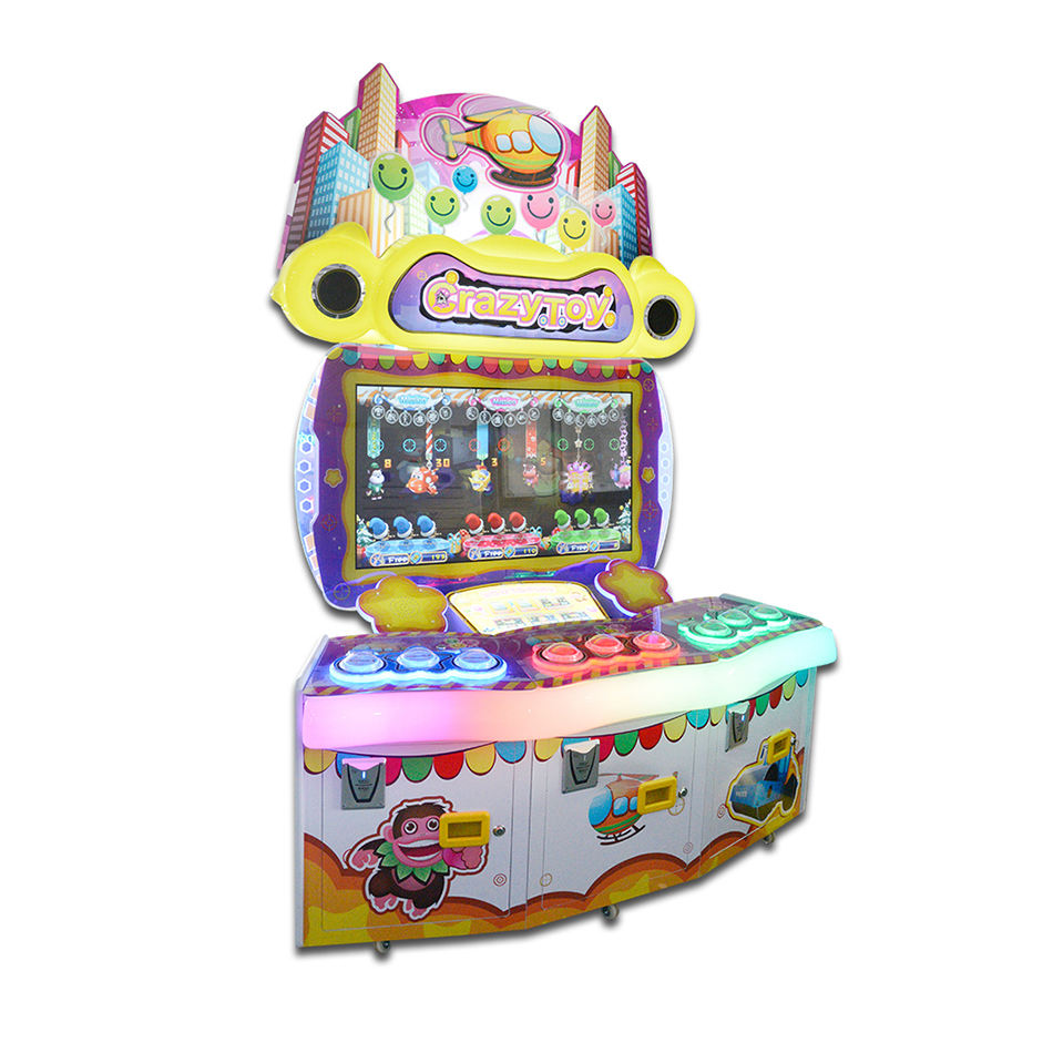 Made In China High Quality Assurance Video Cabinet Machine Coin-Operated Arcade Games