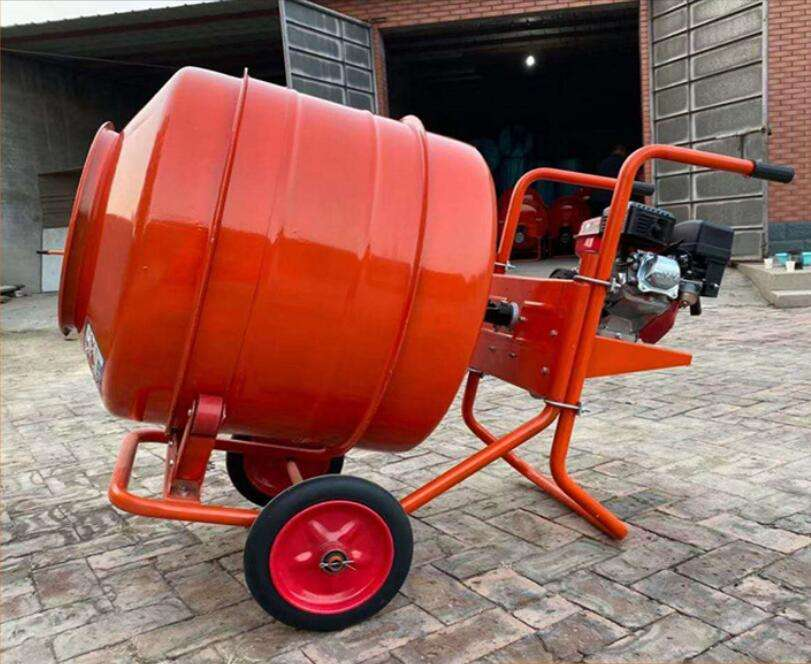 140L-350L electric portable cement concrete mixer machine concrete feed mixer for sale