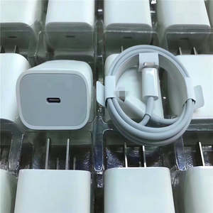 USB PD 18W Wall Charger Adapter Type C Fast Charger for Iphone 11 USB C Charger