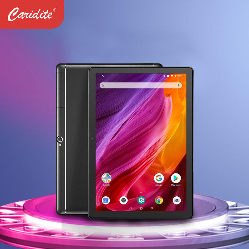 Caridite 2020 New Best Seller Product Cheap WIFI Pad HD Display GPS FM For Android 10.1 inch 32GB Octa Core Processor Tablet PC