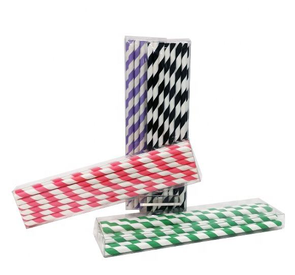 High Quality Paper Straws High Quality Wholesale Paper Drinking Straws For Promotion