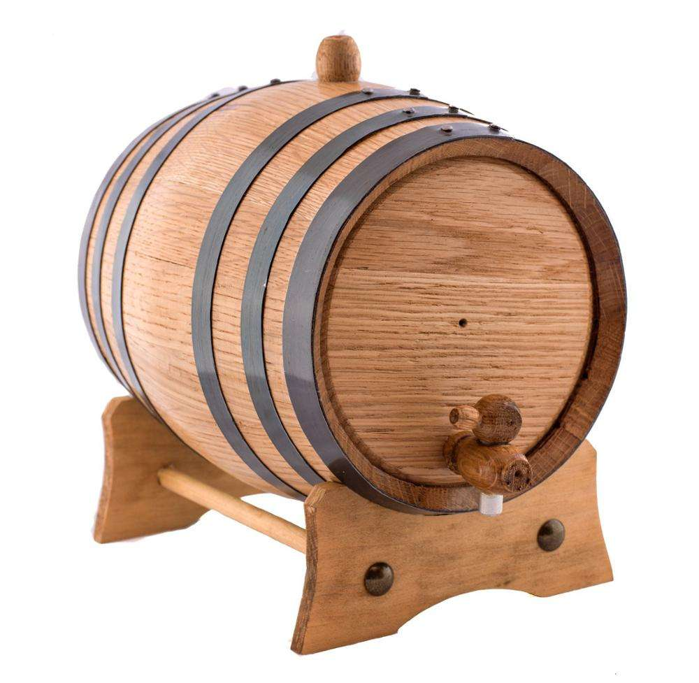 2020 Hot Selling Made in China Custom decorative luxury used wood barrels for sale