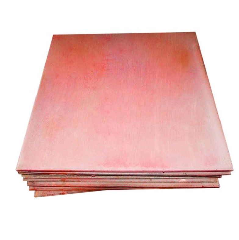 Factory price 99.97% 99.99% electrolytic copper cathodes