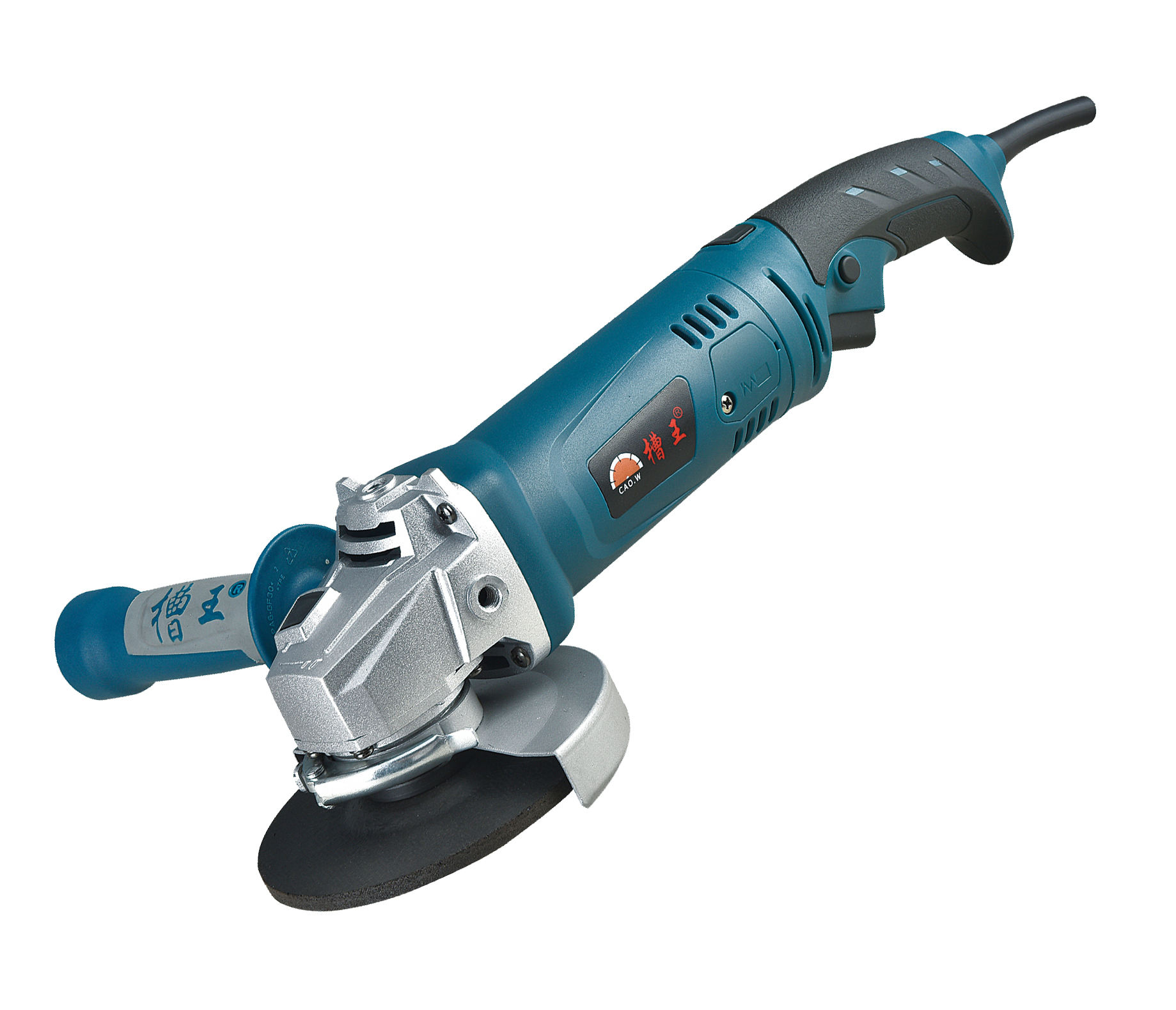 Harbor Freight 1200w 125mm Battery Powered Variable Speed Best Small Portable Cordless Angle Grinder