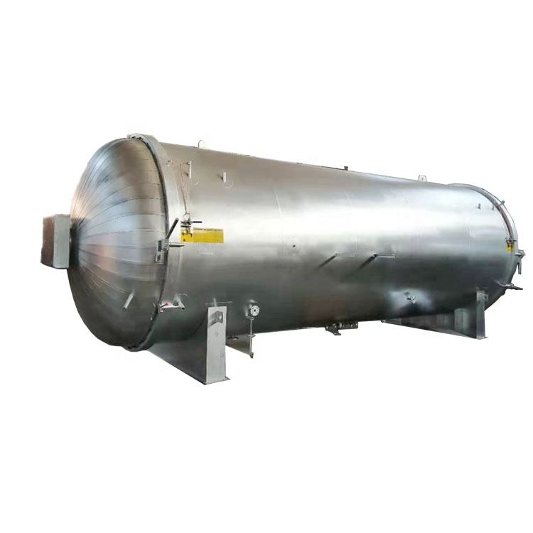 Double Door Steam Autoclave Sterilizer For Oyster Mushroom