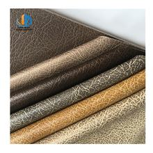 Hangzhou furniture artificial pvc leather fabric for chair covers
