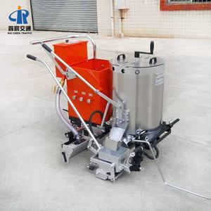 High-precision Self-Propelled Thermoplastic Screeding Road Marking Machine