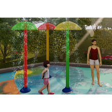 COWBOY Factory Professional Customized Water Theme Park Outdoor Water Spray Equipment